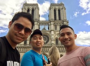 A TALE OF ONE CITY: A VIEW OF PARIS FROM THE EYES OF PINOY 90s KID