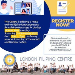FREE ONLINE FILIPINO LANGUAGE CLASS